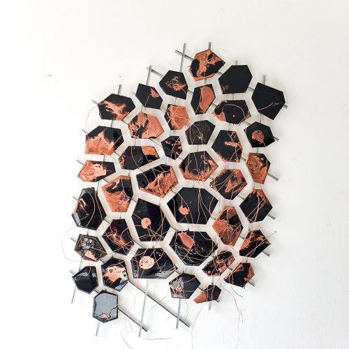 Installation View: Welt am Draht (2013-2015)